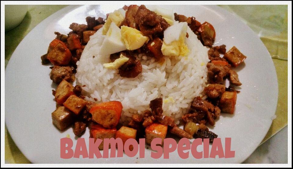 Resep masakan bakmoi special